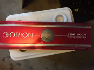 car amp Orion 2100 HCCA