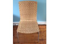 2 Ikea chairs in very good condition