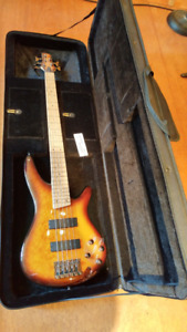 5 String SDGR by IBanez Bass for sale...NEVER BEEN PLAYED