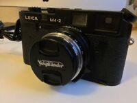 Leica M4-2 35mm Rangefinder BODY ONLY