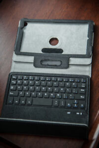"""Case with Removable Bluetooth keyboard Nexus 7"""" 2nd generation"""