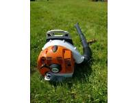 STIHL BR 430 PETROL LIGHT WEIGHT BACK PACK BLOWER