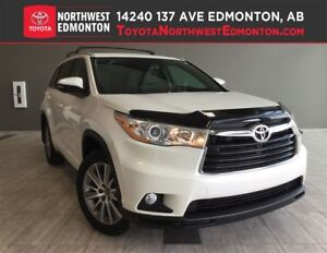 2016 Toyota Highlander XLE | AWD | Nav | Leather Heat Seats | Ba