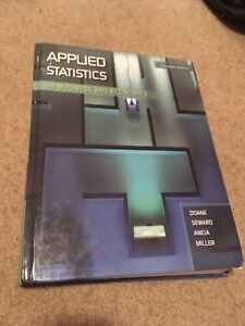 Applied Statistics in Business and Economics Textbook