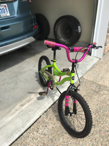 "Girl's 16"" BMX style bike - Reduced!!"
