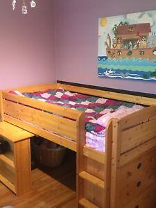 Kids Loft Style Bedroom set