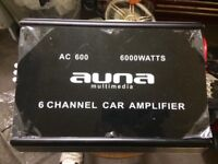 Brand new car sound system for sale or swap