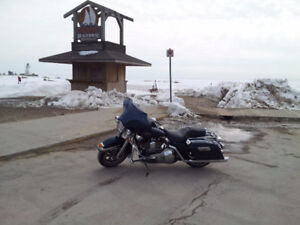 2004 HARLEY DAVIDSON FLHTC ELECTRA GLIDE CLASSIC