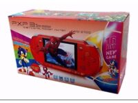 NEW HANDHELD GAME CONSOLE WITH 500+ GAMES