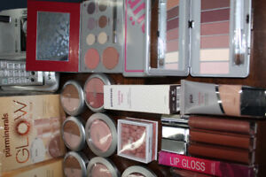 PUR MINERALS MAKEUP / COSMETICS / BRUSHES