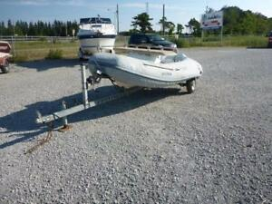 1997 Carbide 11 Ft. P-11 Inflatable Boat
