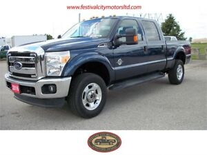 2016 Ford Super Duty F-250 SRW XLT | CERTIFIED | DIESEL