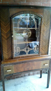 Antique China Cabinet and Buffet
