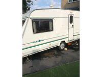 Sterling europa 2 berth caravan 1999