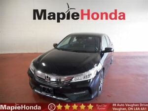 2016 Honda Accord Touring|Only 18,981 km,Leather,Navigation,Sunr
