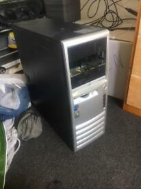 Free computer case