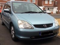 Honda Civic 2.0 Type S only two owners from new, lovely genuine condition inside and out