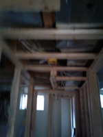 Experience drywall needed to finish basement