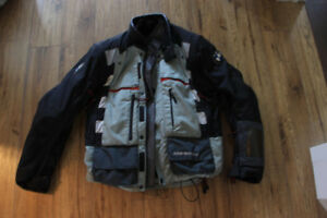 BMW Rallye pro 2 adventure jacket