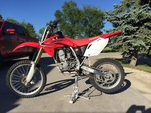 2014 CRF 150R big wheel