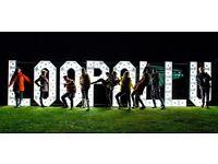 1 Ticket to Loopallu Festival in September