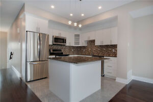Brand new townhouse in Vanier, 3 bdm/3bath, direct bus to downto