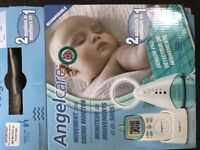 Baby sound and movement monitor *angelcare*