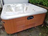 Hot Tub Hotsprings Vanguard 2006 Model Full Working, East Collection, In Dry Storage