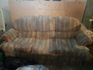 Couch and Matching Chairs