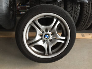 BMW M Series 225/45R17 94H Summer Tires and Rims