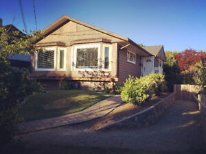 Renovated South Oak Bay Home - Semi Waterfront