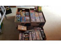 Job Lot VHS