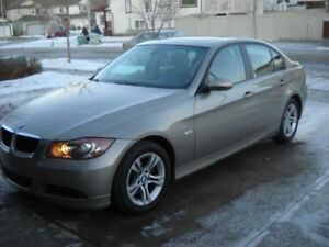 2008 BMW 3-Series 328xi Sedan
