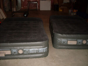 2 - full size Ozark Trail Air Beds