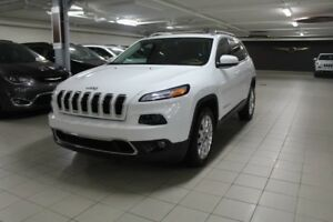 2014 Jeep Cherokee LIMITED *CUIR/TOIT/GPS/CAMERA*