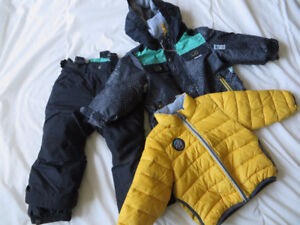 3 in 1 Souris Mini Snowsuit for Boy - Size 2T