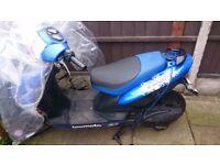Lexmoto zoom 2 125cc moped