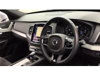 2016 Volvo XC90 D5 PowerPulse R DESIGN AWD G/T Automatic Diesel 4x4