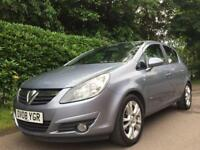 VAUXHALL CORSA SXI 1.4**IDEAL 1 ST CAR**MOT UNTIL MAY 2018**