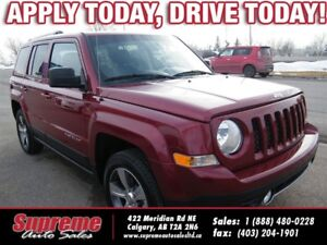 2016 Jeep Patriot SPORT S.ROOF/H.SEATS/R.START
