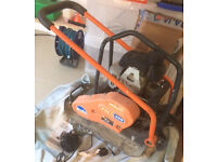 BELLE PCLX 320 2014 WACKER HONDA ENGINE WHACKER TRENCH COMPACTOR PAVING