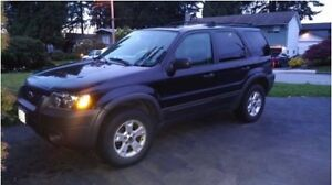 Ford Escape SUV 2007