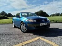 Renault Megane Convertible 1.9 Diesel in perfect condition.