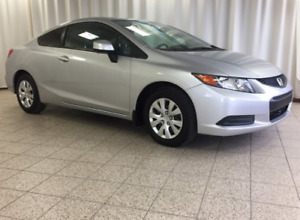 Honda Civic  e-xl coupe 2012