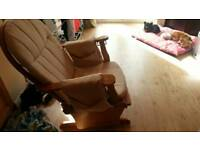 Rocking chair/nursing chair