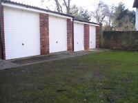Garages five minutes walk from Tulse Hill Station - Just £36 per week including VAT