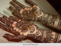 Henna/ Mehandi Artist
