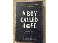 'A Boy Called Hope' by Lara Williamson