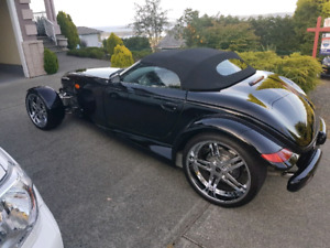 MINT CONDITION 2000 PLYMOUTH PROWLER with ridiculous low Km
