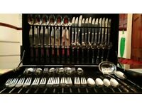 cutlery 72 pieces